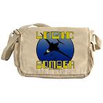 Logic Bomber 2 Messenger Bag