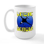 Logic Bomber 2 Large Mug