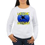 Logic Bomber 2 Women's Long Sleeve T-Shirt