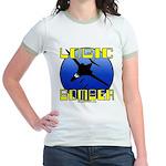 Logic Bomber 2 Jr. Ringer T-Shirt