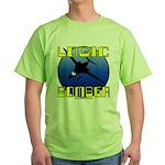 Logic Bomber 2 Green T-Shirt