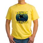 Logic Bomber 2 Yellow T-Shirt