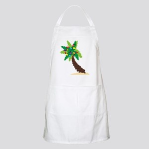 Christmas Palm Tree Apron