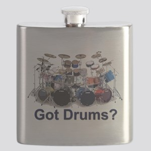 GOT DRUMS Flask