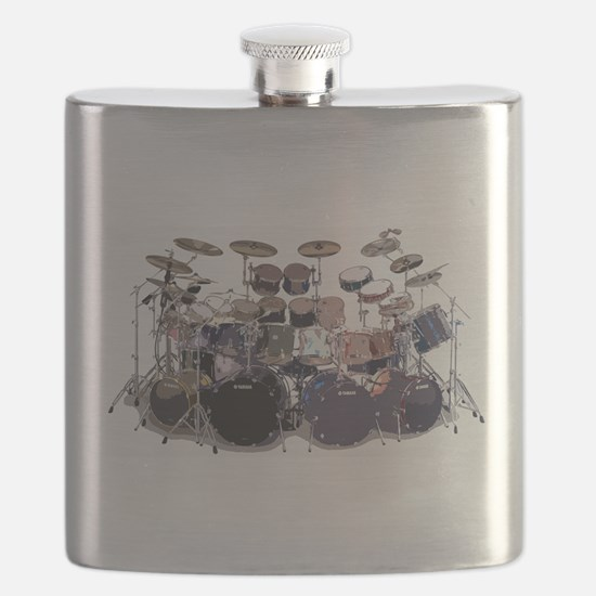 Just Drums Flask