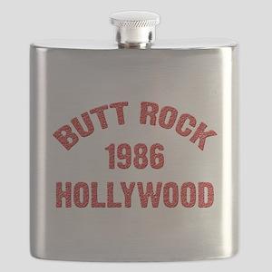 BUTT ROCK 1986 Flask