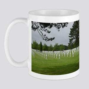 American Cemetery 2 Mug
