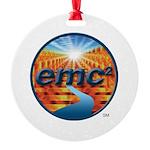 EMC2 Round Ornament