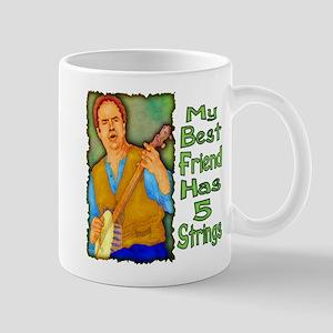 5 Strings Mug