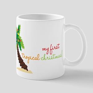 First Tropical Christmas Mug