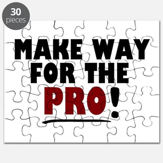 'Make Way' Puzzle