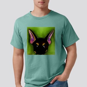 chiuahua tile Mens Comfort Colors Shirt