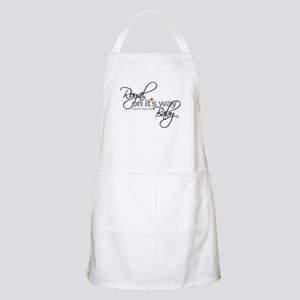 Royal Baby London England 2013 Apron