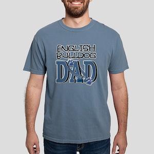 EnglishBulldogDAD Mens Comfort Colors Shirt