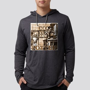 occupotter Mens Hooded Shirt