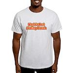 Worlds Best Skating Coach Light T-Shirt