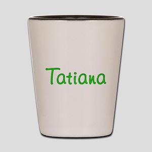 Tatiana Glitter Gel Shot Glass
