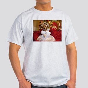 Dachshund Christmas angel Light T-Shirt