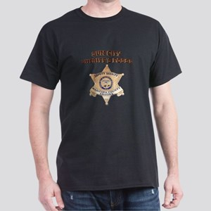 Sun City Sheriffs Posse Dark T-Shirt