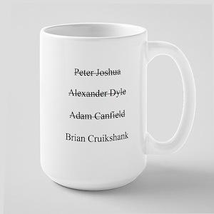 Charade Large Mug