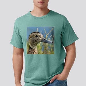 Duck Shower Curtains Mens Comfort Colors Shirt