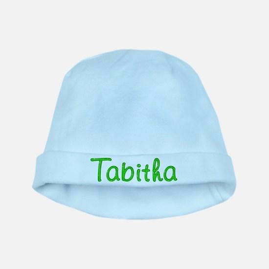 Tabitha Glitter Gel baby hat