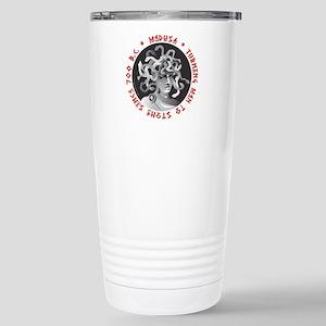 Medusa Stainless Steel Travel Mug