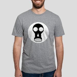 gasmask_ondrk Mens Tri-blend T-Shirt