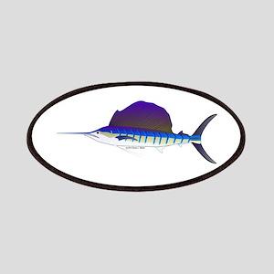 Sailfish fish Patches