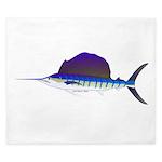 Sailfish fish King Duvet