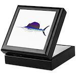 Sailfish fish Keepsake Box