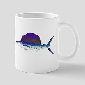 Sailfish fish Mug
