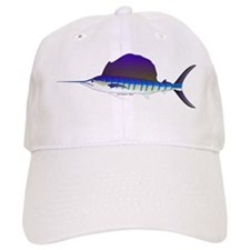 Sailfish fish Cap