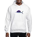 Sailfish fish Hooded Sweatshirt