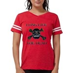 long live dead copy.png Womens Football Shirt