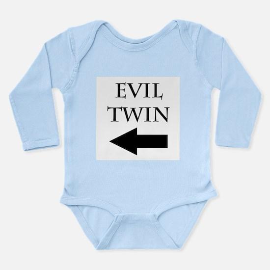 Evil Twin Long Sleeve Infant Bodysuit