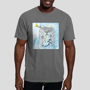 Angelephant Tshirt Mens Comfort Colors Shirt