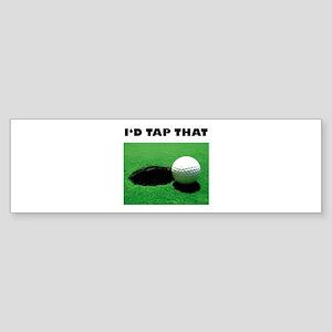 Id Tap That Sticker (Bumper)