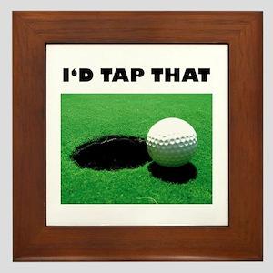 Id Tap That Framed Tile