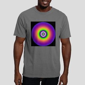 3art100 purple jellyfish Mens Comfort Colors Shirt