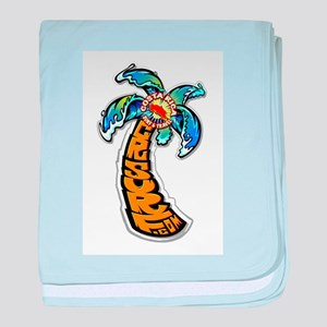 Costa Rica Surf Travel - from CRsurf baby blanket