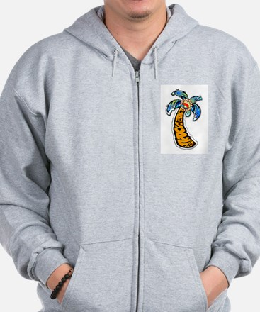 Costa Rica Surf Travel - from CRsurf Zip Hoodie
