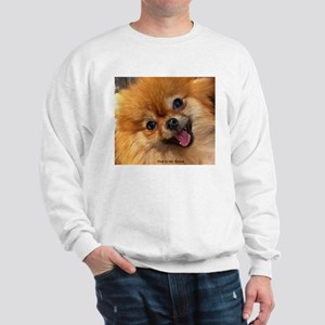 Happy Pomeranian Sweatshirt