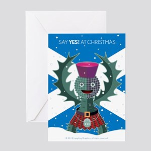 Positive Greeting Card