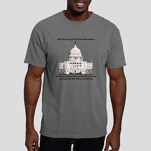 2-Self Serving T Mens Comfort Colors Shirt