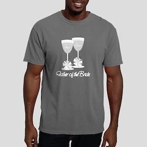 Elegant Black Father of  Mens Comfort Colors Shirt