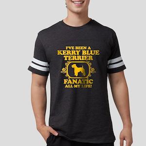 4-Kerry-blue Mens Football Shirt