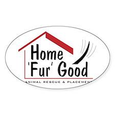 HFG Sticker (Oval)