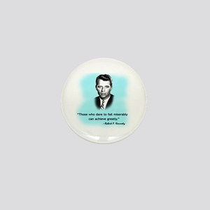 Robert F Kennedy Quote Mini Button