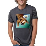 Butch2_sq.png Mens Tri-blend T-Shirt